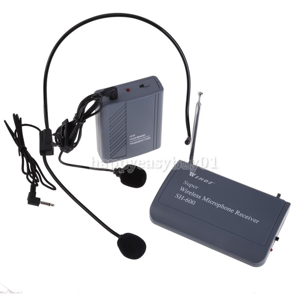 Míc không dây SHDZ SH-600 cho máy trợ giảng