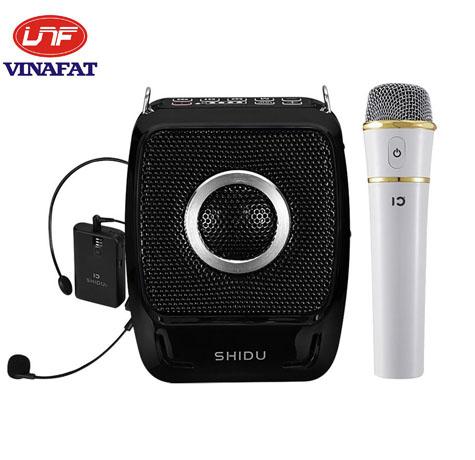 may-tro-giang-khong-day-uhf-wireless-shidu-sd-s92-chinh-hang